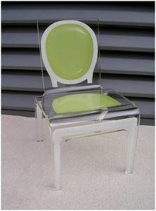 Mathi Design - chaise aitali aqua baby - Sedia Bambino