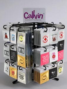 CALLVIN -  - Espositore