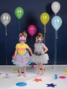 Think Pink Cowley Designs -  - Costume Di Carnevale