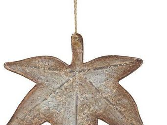 Athezza - feuille platane - Decorazione Per Albero Di Natale