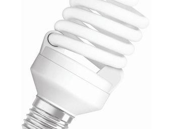 Osram - ampoule fluo compacte spirale e27 4000k 23w = 100w - Lampada Fluorescente Compatta