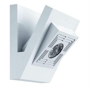 Osram - tresol cube - applique orientable led blanc h12,3c - Applique Per Esterno