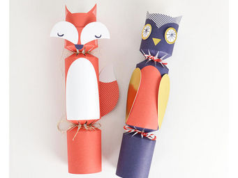MY LITTLE DAY - kit de crackers animaux - Crackers