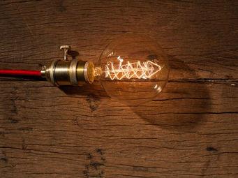 COMPAGNIE DES AMPOULES A FILAMENT - ampoule globe - Luz Lampadina A Incandescenza