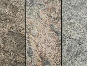 Tassin - feuille de pierre - Rivestimento Parete