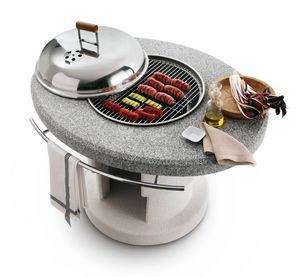 Palazzetti - bahama - Barbecue A Carbone