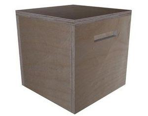MALHERBE EDITION - tabouret cube - Sgabello