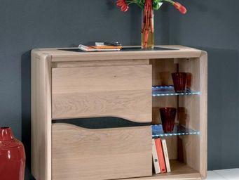 Ateliers De Langres - meuble d'entrée ceram - Credenza Alta