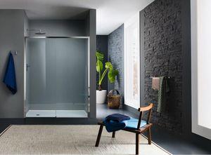 Inda - trendy design-- - Cabina Doccia