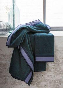 D. Porthault - solphege emeraude - Asciugamano Toilette