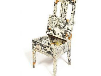 RELOADED DESIGN - chair's tales - Sedia