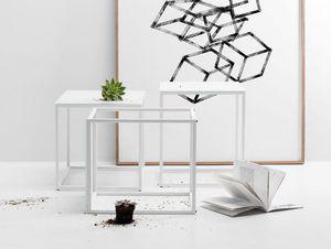 PROSTORIA - frame - Tavolino Di Servizio