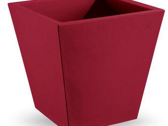 Lyxo by Veca - vaso cosmos quadrato - Vaso D'arredamento