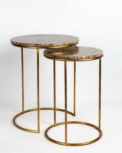 Artixe - (set de 2) - Tavolino Di Servizio