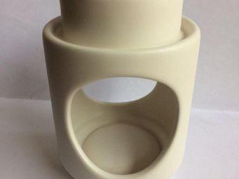 Drake - brûle parfum céramique blanc - Brucia Profumo