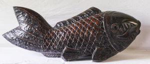 Thierry GERBER - jk117 - Pesce Decorativo