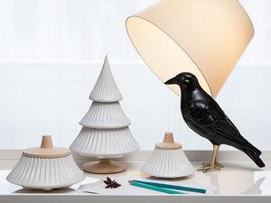 LABORATORIO D'ESTORIAS - le corbeau coquin - Decorazione Da Tavola