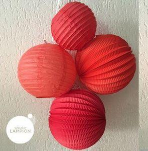 SOUS LE LAMPION - lanterne chinoise - Ghirlanda Bambini