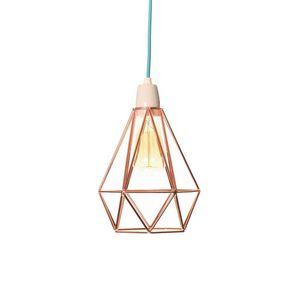 Filament Style - diamond 1 - Lampada Da Tavolo