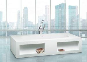 Aquadesign studio -  - Vasca Da Bagno Centro Stanza