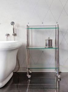 Contenitore mobile per bagno