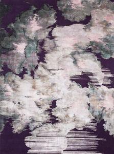 Tai Ping - cherry blossoms i - Tappeto Moderno