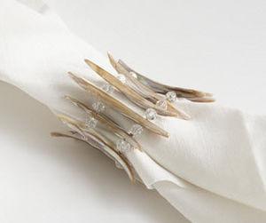 Spina - mother of pearl clasp - Portatovagliolo