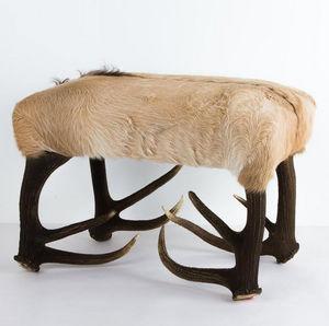 ORIGEN - deer antler bench - Panca