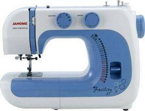 JANOME SEWING MACHINE -  - Macchina Da Cucire