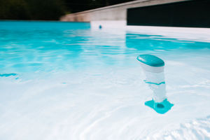 IOPOOL - eco start - Depuratore Acqua Per Piscina