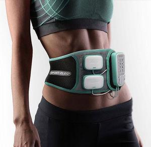Sport-Elec Institut - ceinture abdominale - Elettrostimolatore