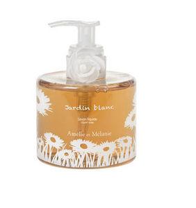 Lothantique - jardin blanc - Sapone Liquido