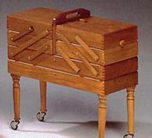 Rascol - sur pied - Tavolino Da Lavoro