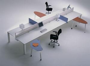 Tangent - 80:80 - Postazione Ufficio Open Space