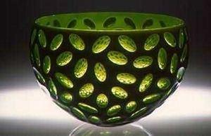 Blow Zone / Glass Studio - small virtu bowl - Coppa Decorativa