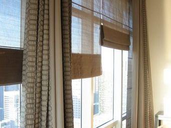 Bisson Bruneel - store et rideau - Tenda Americana