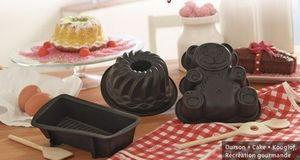 Cake En Stock - série moules enfants - Stampo In Silicone