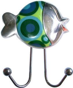 L'AGAPE - ventouse poisson rond - Appendi Strofinaccio