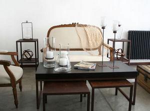 Diseño Base -  Objetos -  - Tavolino Rettangolare