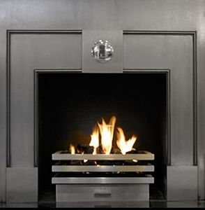 English Fireplaces -  - Camino Incassato