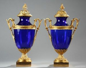 Galerie Atena - vases en verre - Payo Di Cassolettes