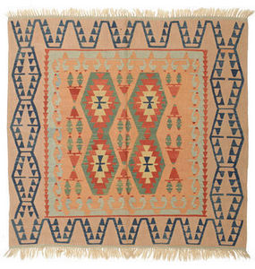 CARPETVISTA.COM - kilim usak carpet 213x204 - Tappeto Kilim