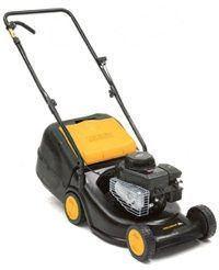 Mower Magic - mcculloch b40-450cpb 16inch petrol rotary mower - Tagliaerba A Spinta