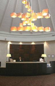 Tfl International - copthorne hotel, reading - Idee: Hall D'albergo
