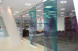 Movawall Systems - movawall type gg - Parete Divisoria Amovibile
