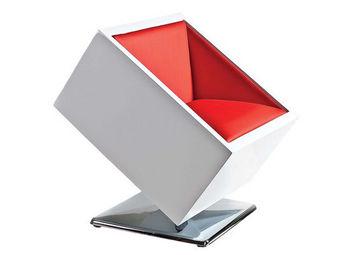 Miliboo - square box chair - Poltrona