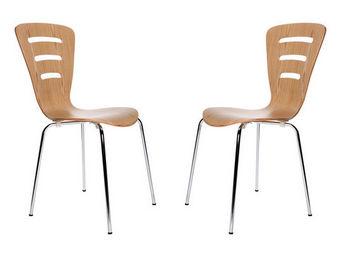 Miliboo - lena chaise - Sedia Per Ospiti