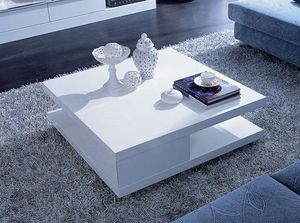 Habitat Et Jardin -  - Tavolino Quadrato