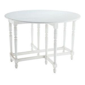 MAISONS DU MONDE - table à dîner joséphine - Tavolo Da Pranzo Ovale