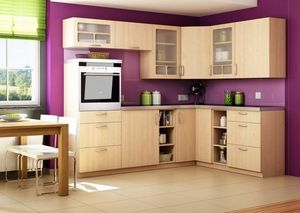 BALTIC MEUBLES - ventana - Cucina Moderna